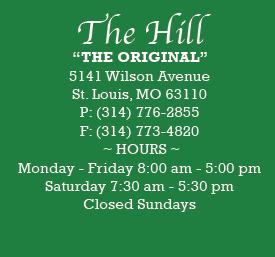Amighetti's - The Hill, St. Louis Missouri's Ultimate Sandwich Shop